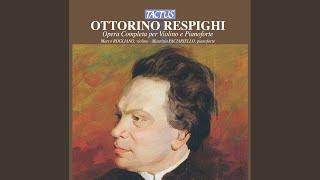 Violin Sonata in D Minor, P. 15: III. Scherzo: Allegretto