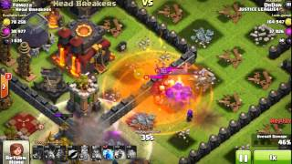 Clash of Clans | Level 3 Poison Spell |