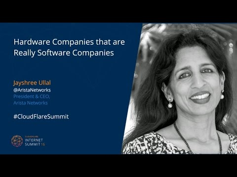 Hardware Companies that are Really Software Companies