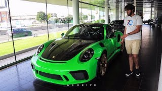 Un Primo Sguardo alla Porsche 911 GT3 RS (991.2) – Walkaround & Interni (ENG SUBS)
