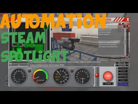 Automation The Car Company Tycoon Game Full Download
