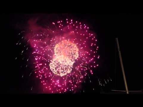 Dubrovnik Fireworks July 2013