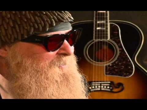 GUITAR UNIVERSE  Billy Gibbons