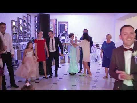 КОШЕЛЯ-VIDEO Лукаш+Владка веселі танці гурт Файта Бенд рест Лілея