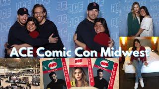 ACE Comic Con Midwest Vlog | alyanaxmari