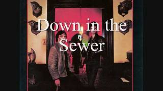 The Stranglers - Down in the Sewer  From the Album Rattus Norvegicus