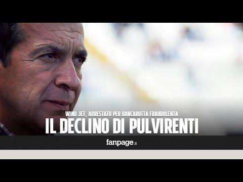 Wind Jet, Antonino Pulvirenti arrestato per bancarotta fraudolenta