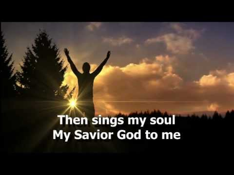 How Great Thou Art (w/lyrics) - as sung by Carrie Underwood
