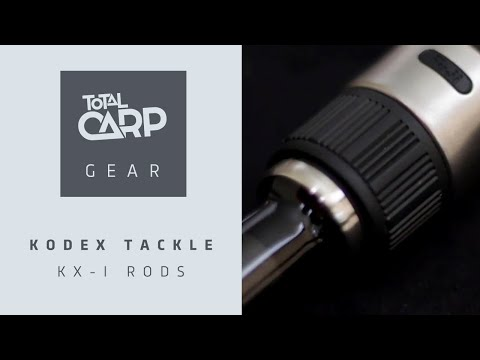 Kodex KX-i Rod Breakdown