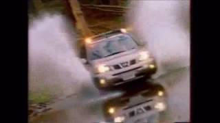 Реклама Nissan X Trail 2005(, 2016-07-25T04:09:08.000Z)
