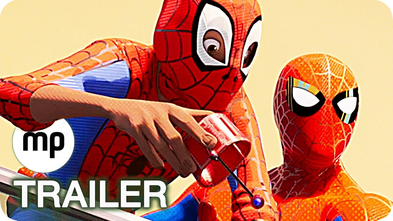 Spiderman A New Universe Kinostart