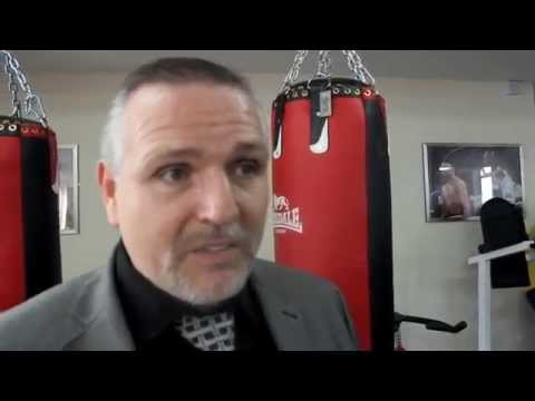 PETER FURY - 'WE WANT THIS GYM TO BE A PIVOTAL PART OF THE BOLTON COMMUNITY, OUR DOORS ALWAYS OPEN'