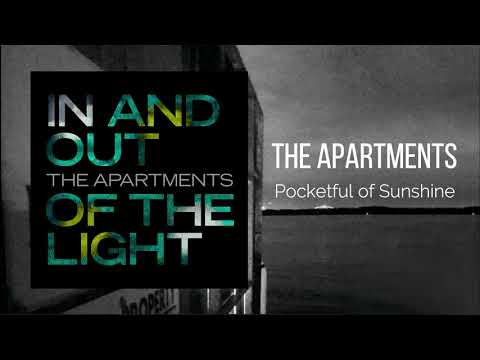 The Apartments - Pocketful of Sunshine [OFFICIAL AUDIO]