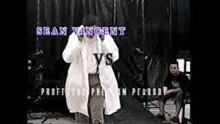 Mayday Mayhem 5/10/02: Sean Vincent Vs. Prof. Preston Peabody