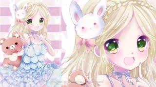 [CM] Heartful Bunny - SPEEDPAINT