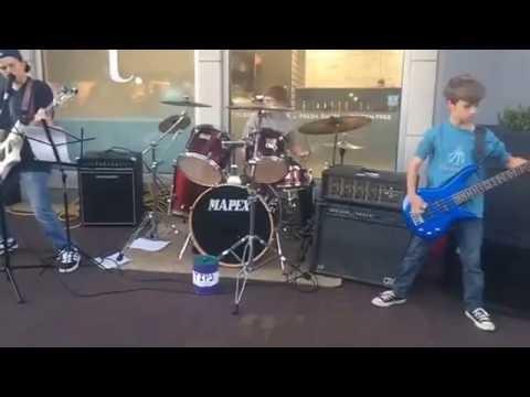 Hammerhedd live in Kansas City 10/21/16
