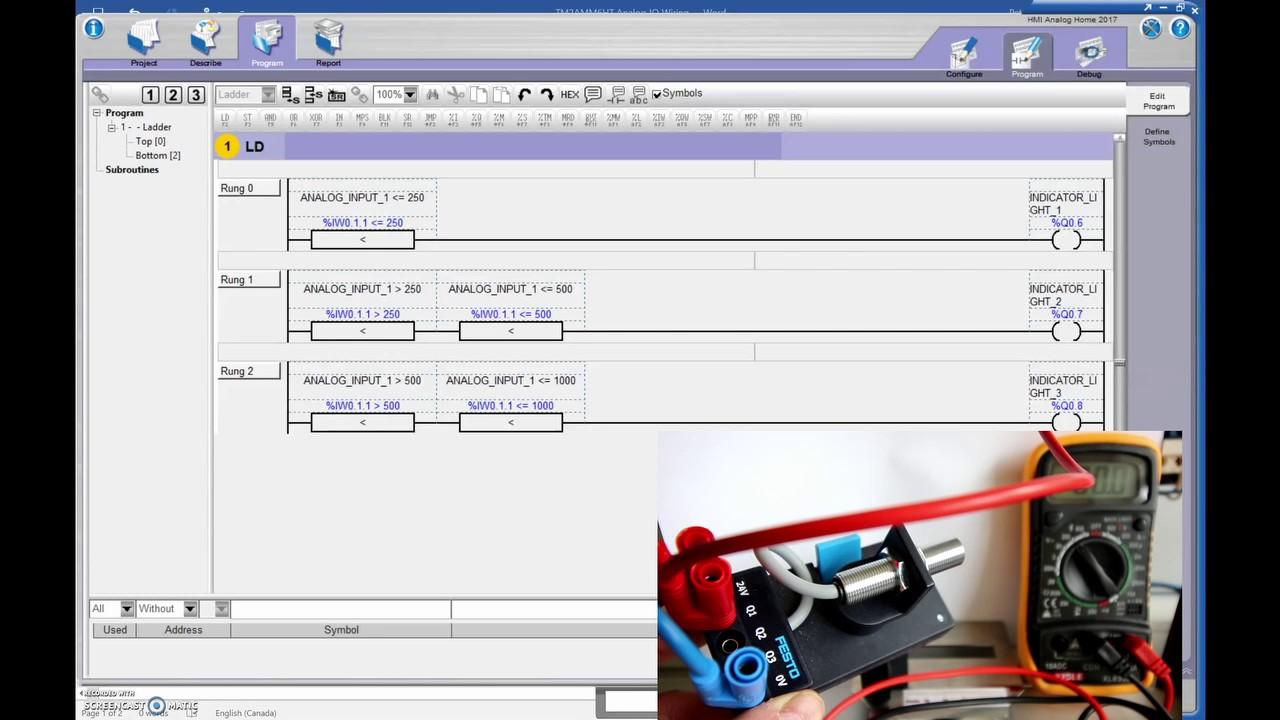 Plc tutorial twidosuite 13 0 10 v dc signal to analog card cw plc tutorial twidosuite 13 0 10 v dc signal to analog card cw plc program asfbconference2016 Gallery
