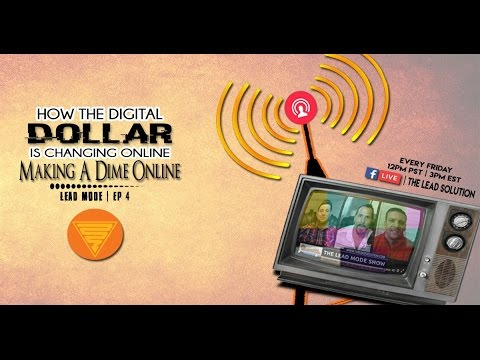 How The Digital Dollar Is Changing – Making A Dime Online