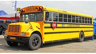 School Bus: Alphabet Song Songs for Kindergarten Children Toddlers Babies Preschoolers Kids