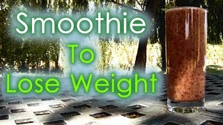 Tasty Detox Smoothie To Lose Weight