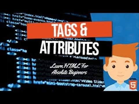 HTML Tags, Attributes And Elements