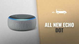 All New Echo Dot (3rd Generation) | Alexa-enabled Bluetooth Speaker | New From Amazon!