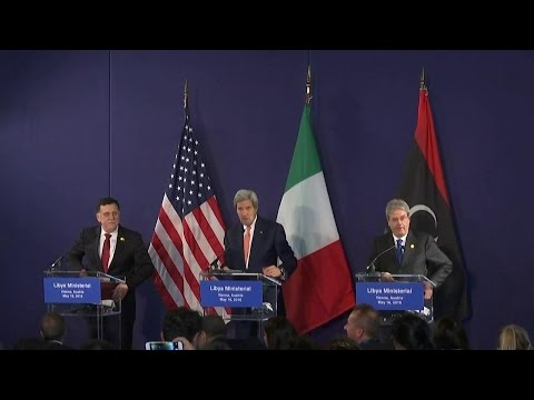 Remarks at the Libya Ministerial