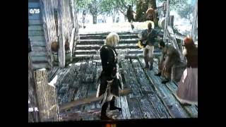 Edward Kenway is a old salty dog