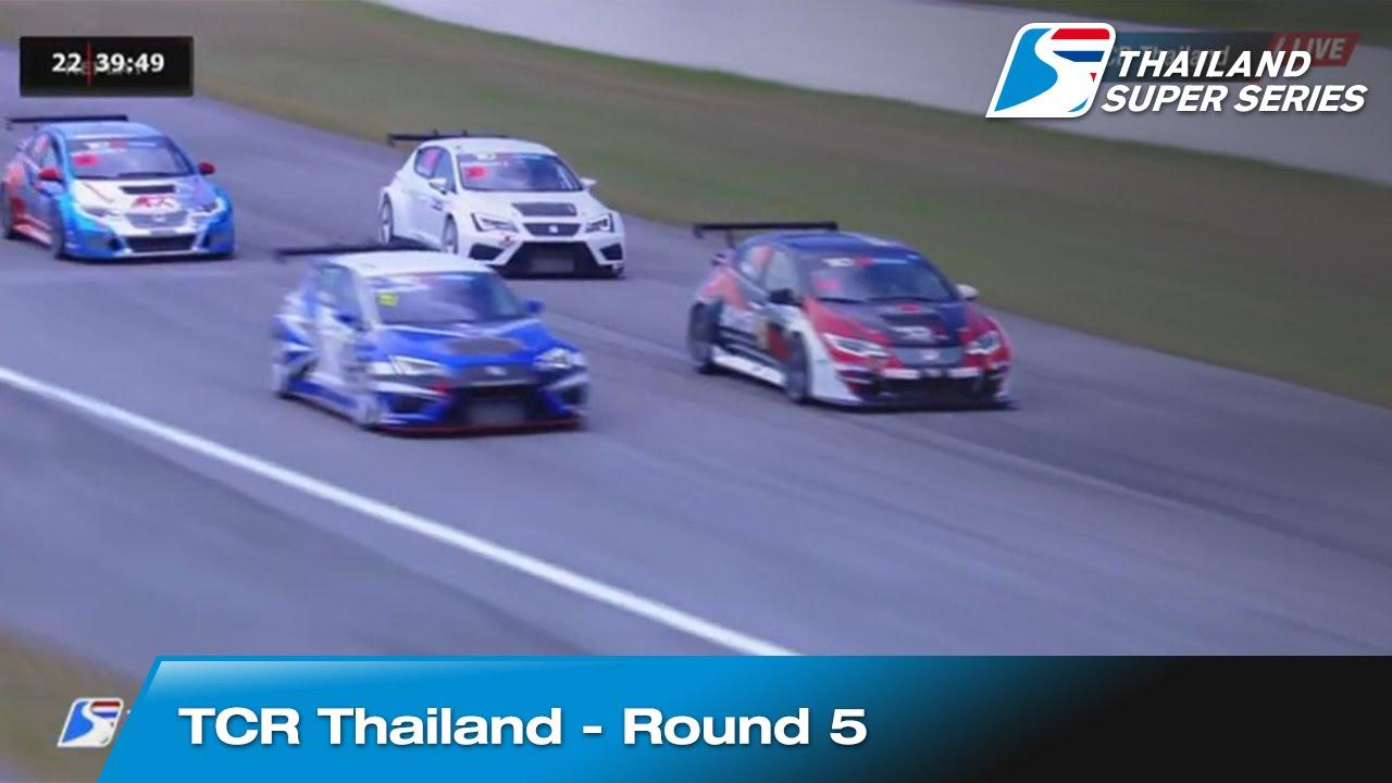 TCR Thailand Round 7| Bira International Circuit