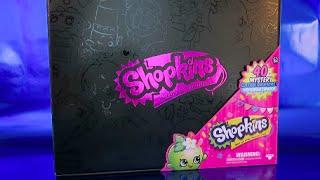 Shopkins SURPRISE 40 Mystery Edition Neon Target Exclusive! Season 3!