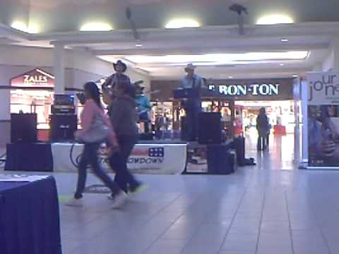 Todd Andrews Band at Chatauqua Mall