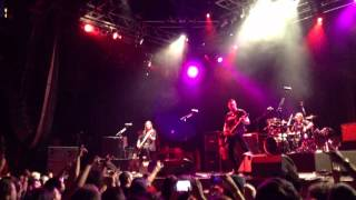 Alter Bridge Live - Farther than the Sun, Oct 4, 2013: Orlando - House of Blues