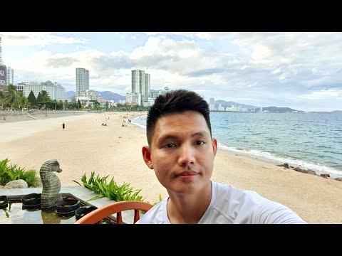 NGẮM BIỂN NHA TRANG | Quang Lê TV