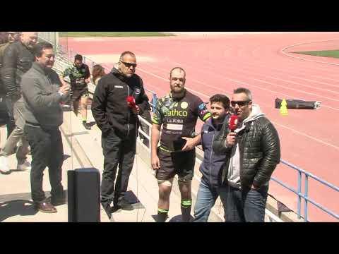 Vuelta Semifinales fase de ascenso DH - Bathco Rugby Club vs Liceo Francés