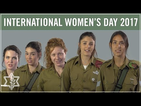 We Asked Women in the IDF What Makes Them Different From Men