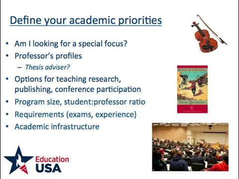 Choosing a program of study for Graduate Students - Opportun