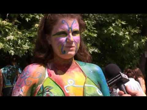 Body Art Day Youtube