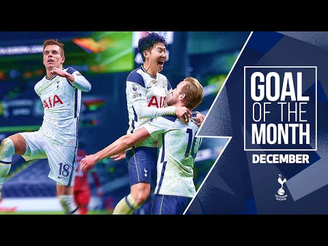 Download DECEMBER GOAL OF THE MONTH | ft. Son, Kane, Lo Celso, Bale, Davies and Ndombele!