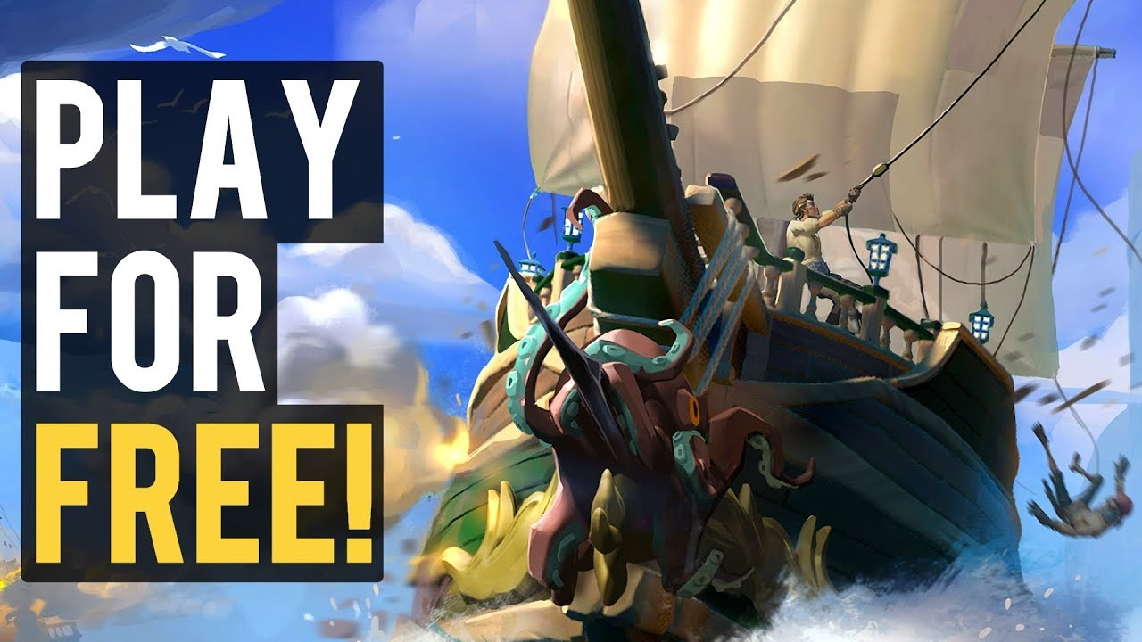 SEA OF THIEVES 14-DAY FREE TRIAL ON PC | How-To Guide