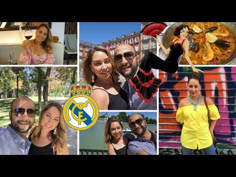 ¡HALA MADRID! Tapas, paella, vino, flamenco, teatro, museos y más