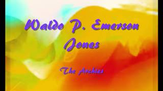 Waldo P. Emerson Jones   The Archies
