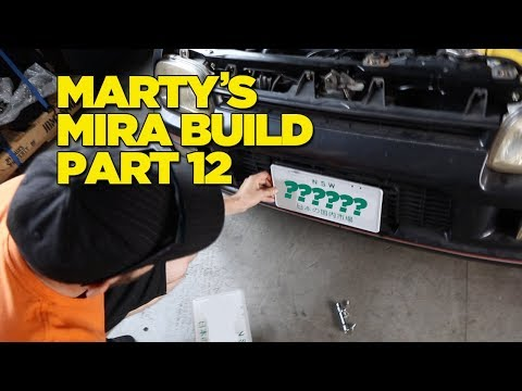 Marty's Mira Build [Part 12]