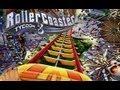 ROLLER COASTER TYCOON 3 - Laberinto De Espejos y Marea Machacona [ASGamer93]