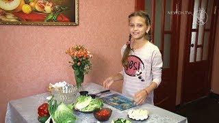 Салат із пекінської капусти| Сам(а) вдома