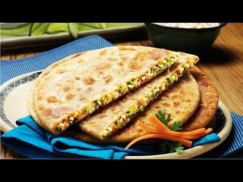 Gobi Paratha || Punjabi Recipe || Quick & Easy Recipe || Healthy Flavours