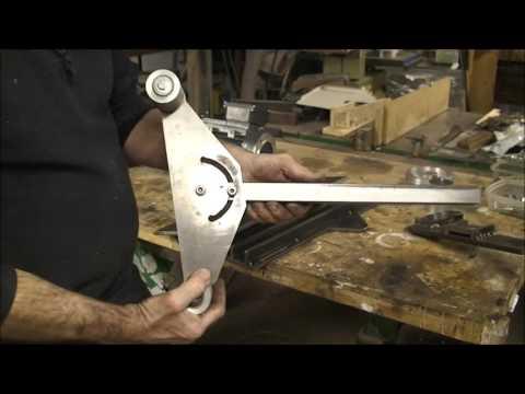 Building a belt grinder