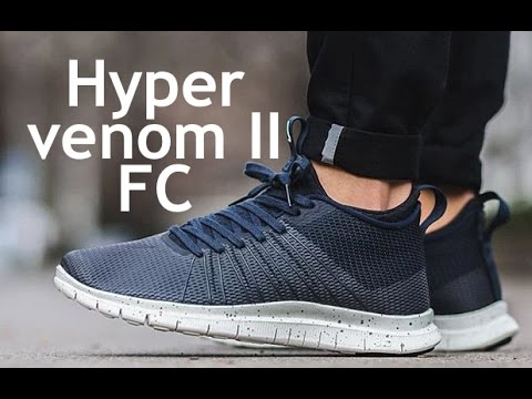Nike FC Free Hypervenom 2 Neymar On Feet YouTube