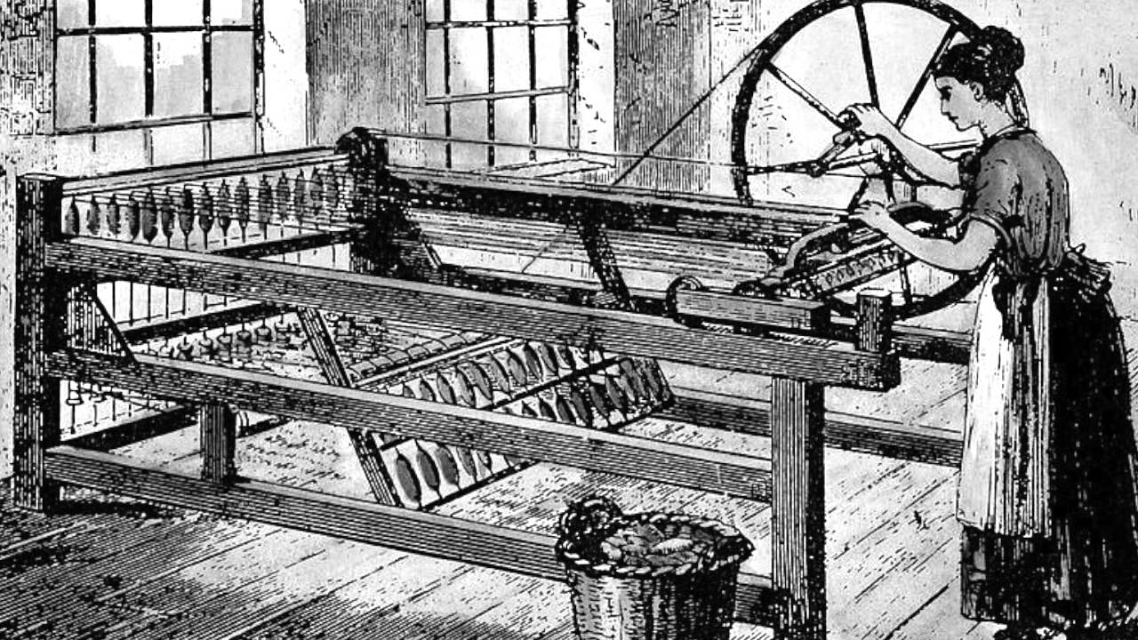 spinning jenny Spinning jenny n an early form of spinning machine having several spindles spinning jenny n (mechanical engineering) an early type of spinning frame with several spindles.