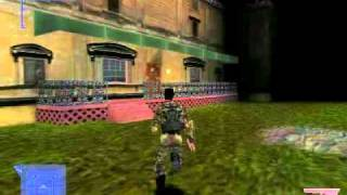 Syphon Filter 3 - Elimination - Commander - Woods - Jungle Gabe.avi