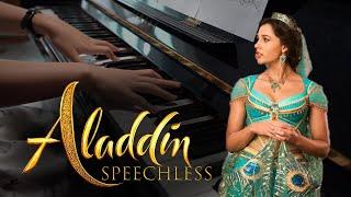 "Naomi Scott - Speechless - From ""Aladdin"" (2019) - Piano Cover"